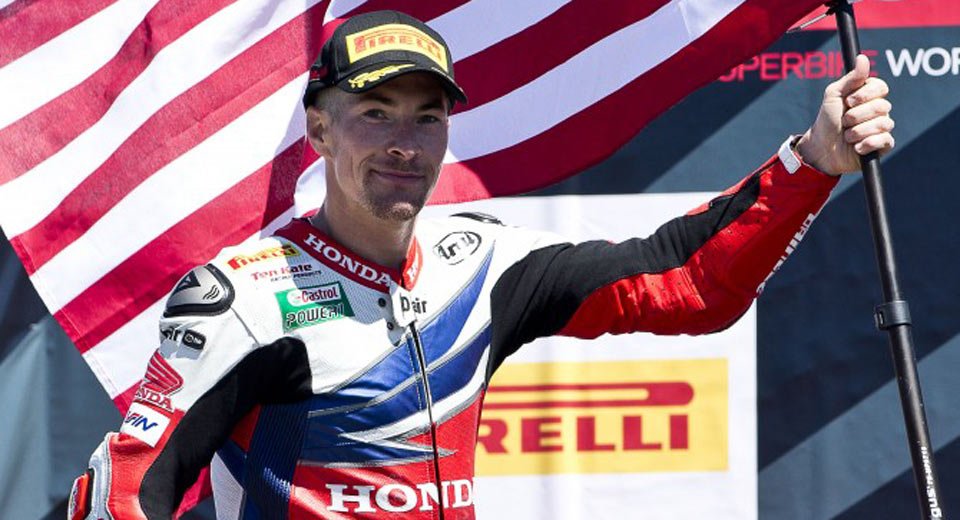Nicky Hayden dies from injuries suffered in bicycle crash