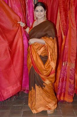 मशहूर बॉलीवुड अभिनेत्री विद्या बालन झारखंड के सिल्क उत्पादों की होंगी ब्रांड एंबेस्डर