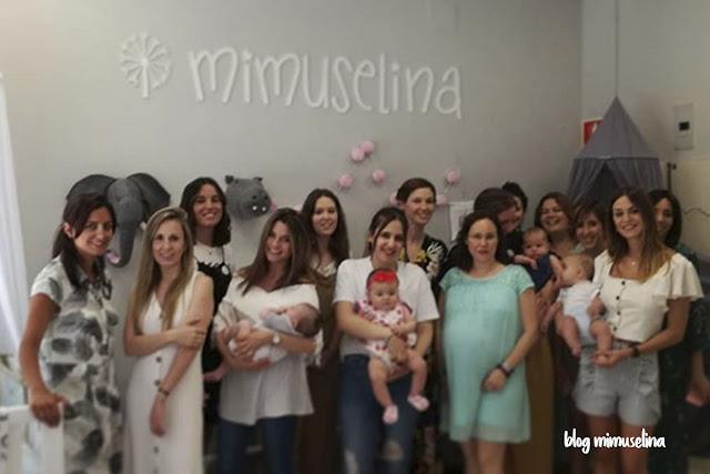 mimuselina blog inauguración nuevo local y tienda