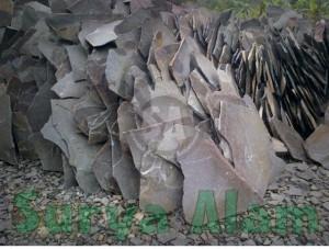 Batu Templek abu