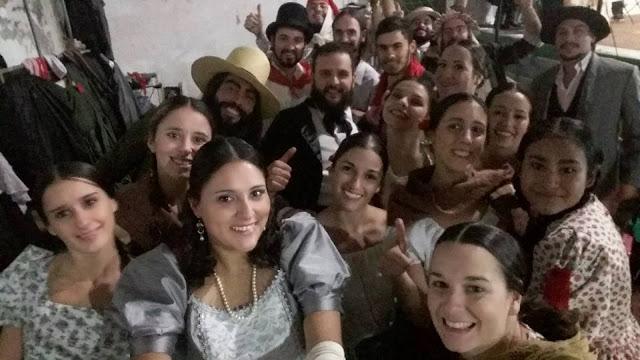 Ballet Municipal de Monte Maíz premiados en Venado Tuerto