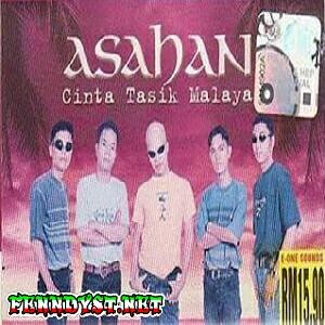 Asahan - Cinta Tasikmalaya (2000) Album cover