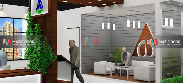 k raheja Exhibition Stall Design 04
