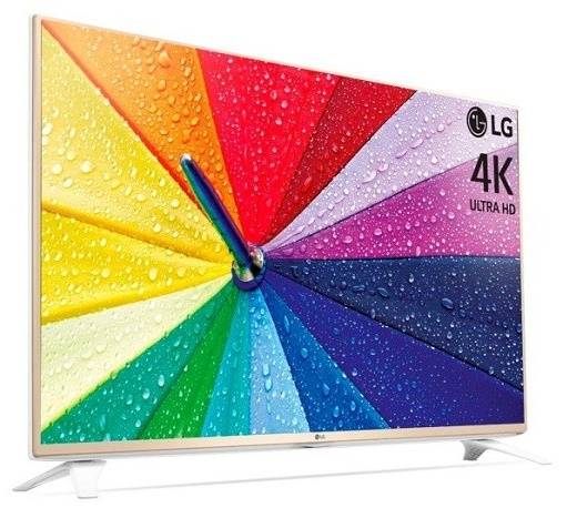 Smart TV LG UF6900 traz tela de 43 polegadas com resolução UHD