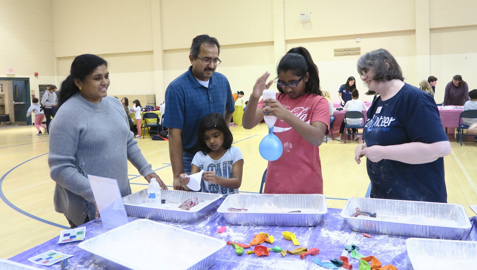 The Annandale Blog Families Volunteer On National Day Of