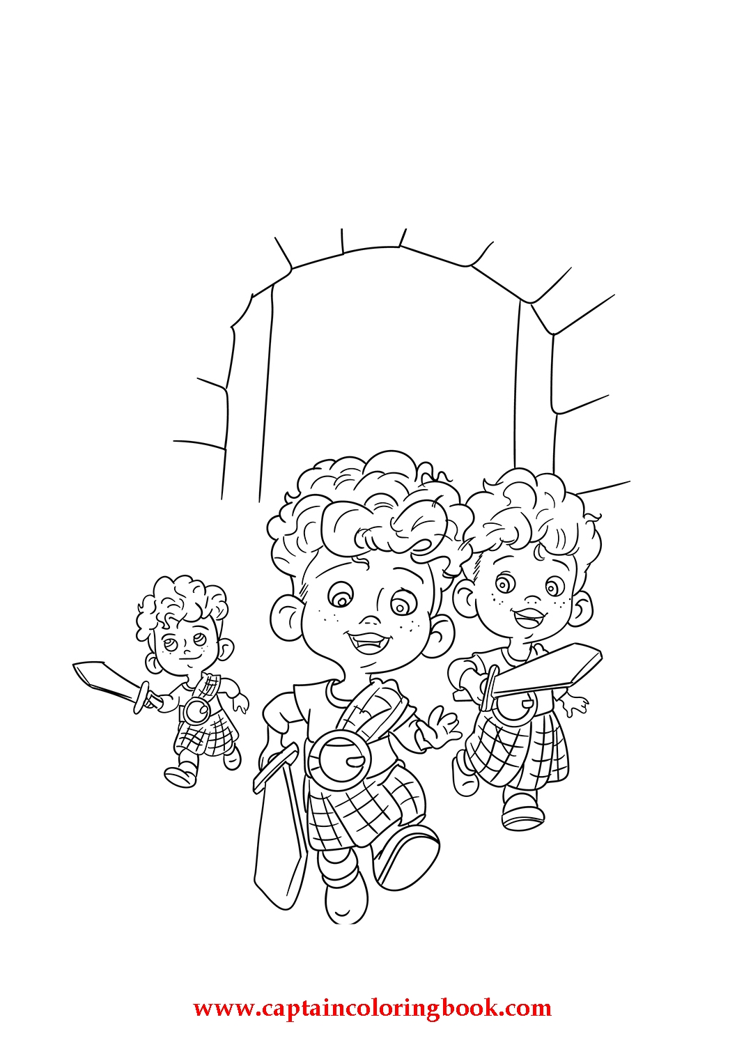 Disney Brave Coloring Pages - Coloring Page