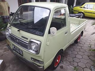 Mobil Antik Lucu Layak Dikoleksi ...Pickup Daihatsu Unyil S38