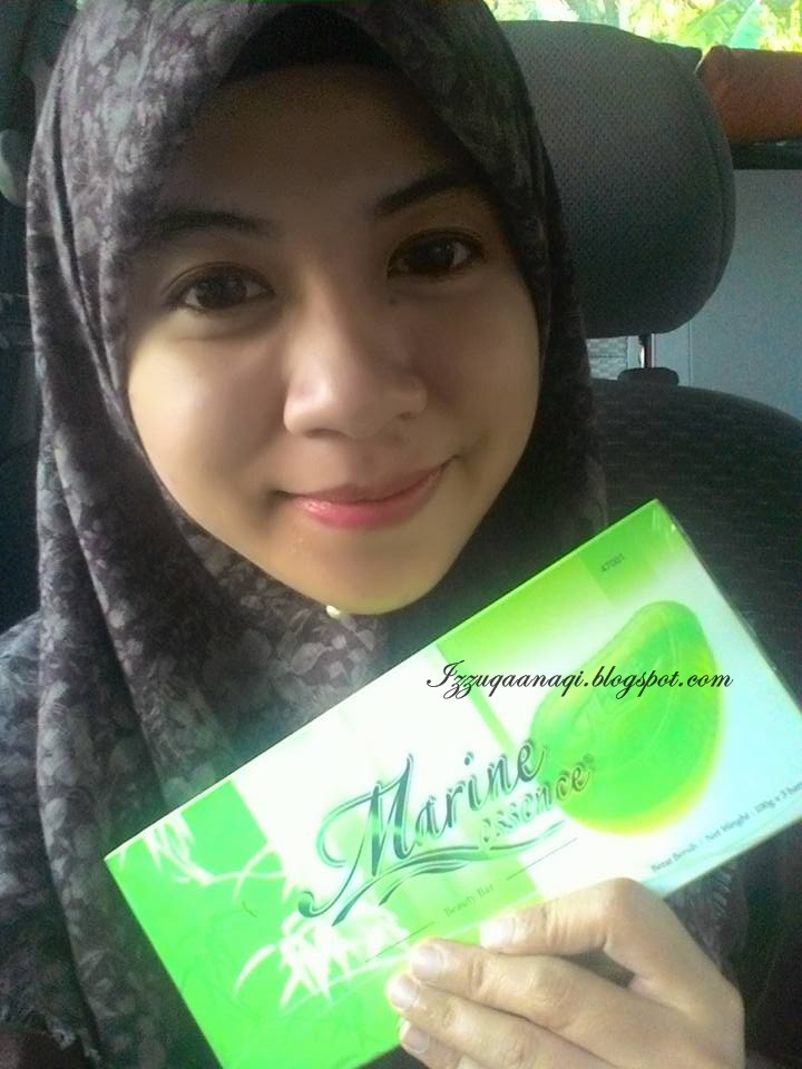 MARINE ESSENCE BEAUTY BARS @ SABUN KETIAK