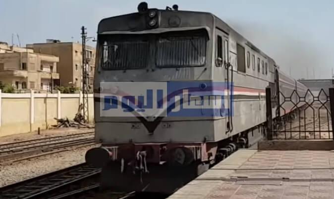 قطارات الاسكندرية دمنهور