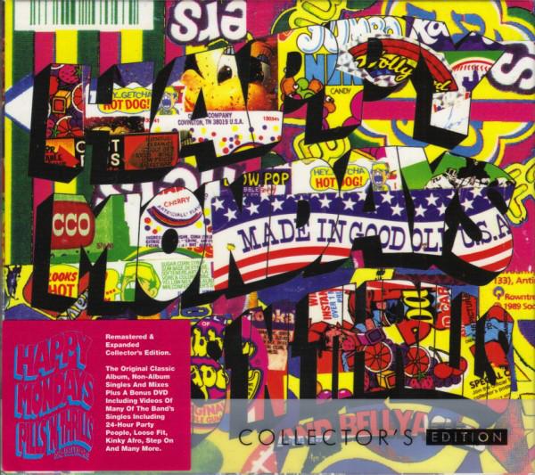One Man 1001 Albums: Happy Mondays Pills 'N' Thrills And