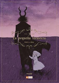 "Reseña de ""La pequeña Forastera: Siúil, a Rún #3"" de Nagabe - ECC Ediciones"