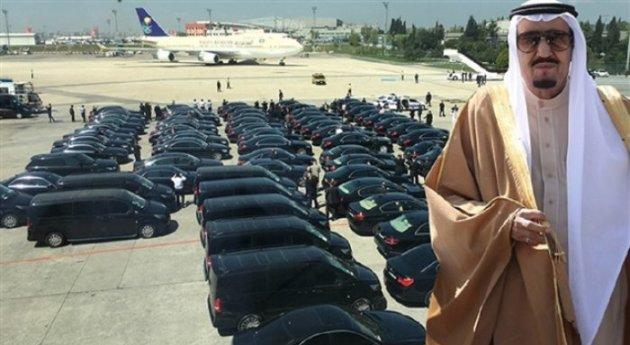 Wow..!! Datang Berkunjung, Raja Salman Bawa Uang Rp 334 Triliun Buat Indonesia