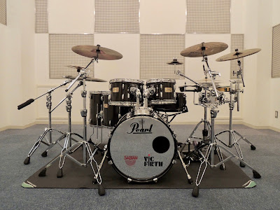 Soopy's Drumset (Pearl Session Custom Series)