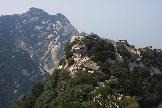 Visitar as montanhas de HUA SHAN e os templos taoístas (desde Xian) | China