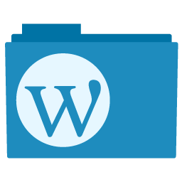 Wordpress Folder icon