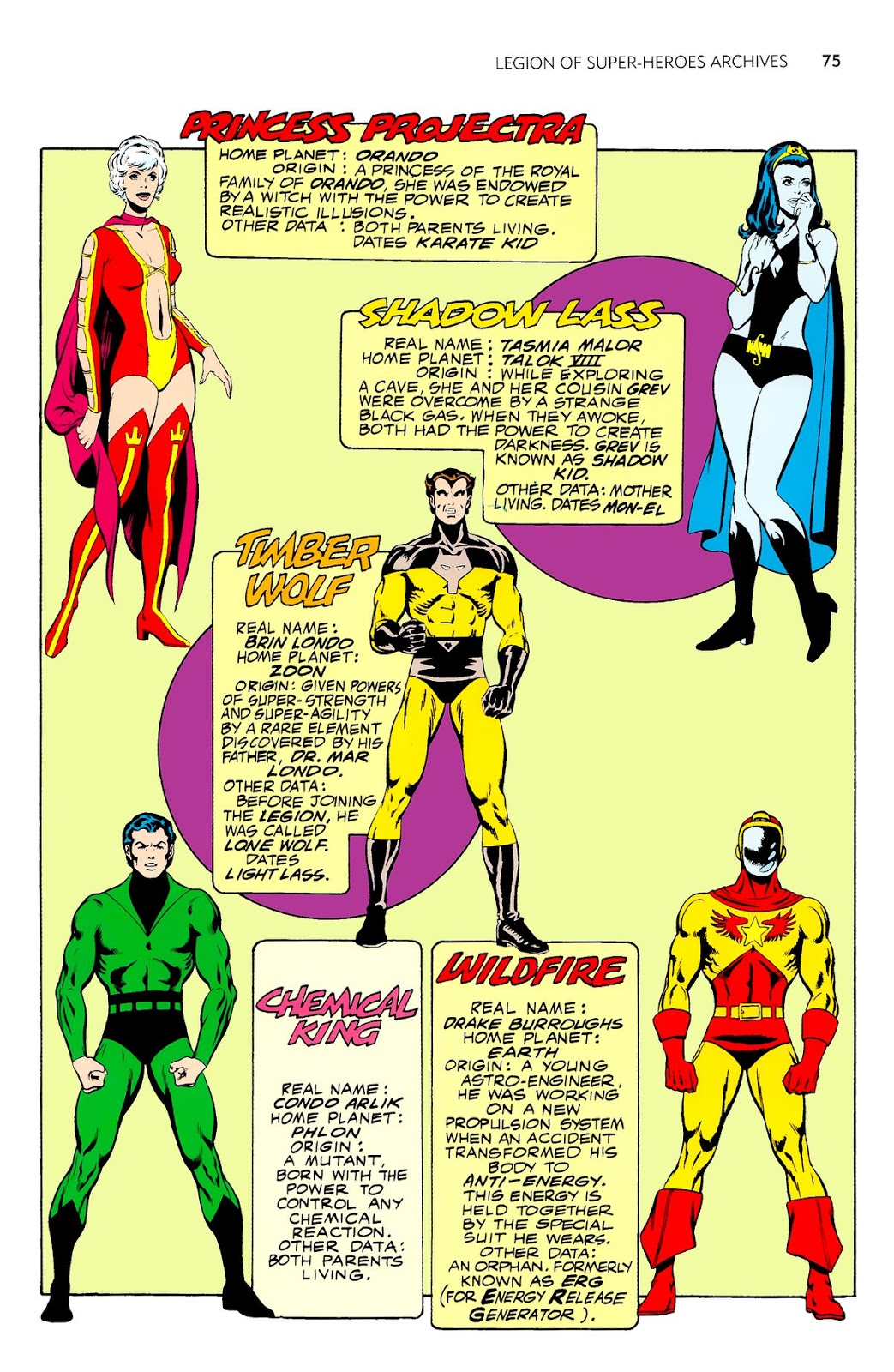 Seduced by the New   : DCU: Legion of Super-Heroes
