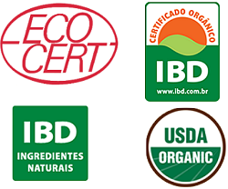 ibd e ecocert produtos orgânicos e naturais cabelos cacheados