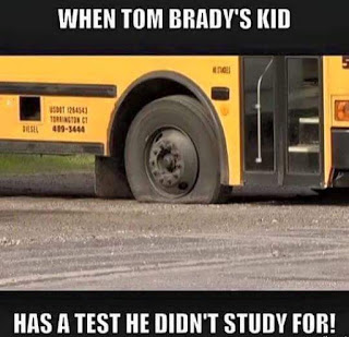 #nfl #nflmeme - when tom #brady's kid has a test he didn't study for!