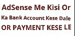 google AdSense payment rules
