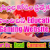 Best educational gaming website for kids ............