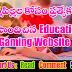 Best educational gaming website for kids ............