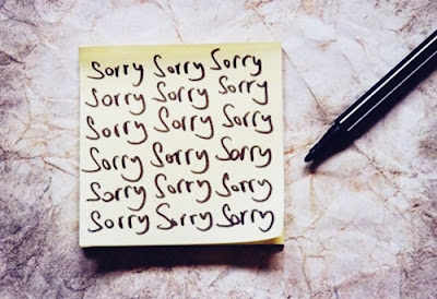 Sorry Status in English | Best Collection of Sorry Status