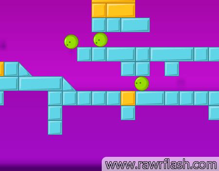 Jogos de puzzle: Invasão de noobs