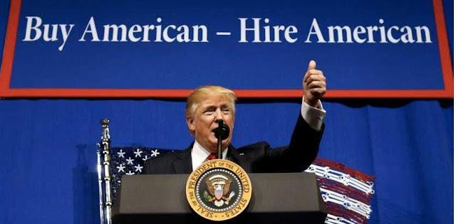 Trump Siapkan Tarif Baru 200 Miliar Dolar AS Untuk Barang China
