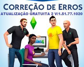 The Sims 4 Update 1 51 77 1020 - Stranger Ville Segunda