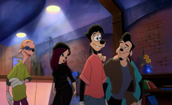 An Extremely Goofy Movie Hindi English Dual 300MB Free Download