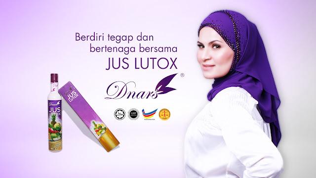 Jus Lutox Dnars Bagus Untuk Kesihatan