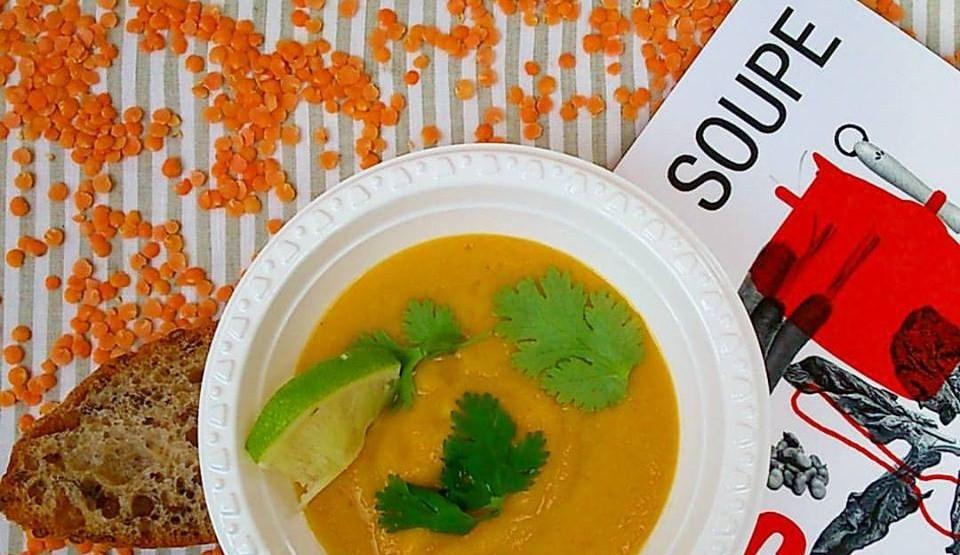Amoureusement soupe, le festival qui réchauffe ta cuisine
