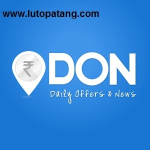 Don App Trick,Don App Free Recharge,recharge tricks,free recharge trick