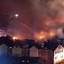 EUA: Incêndio destrói lar de idosos na Filadélfia. Veja imagens.