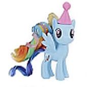 Rainbow Pony Birthday Cakes