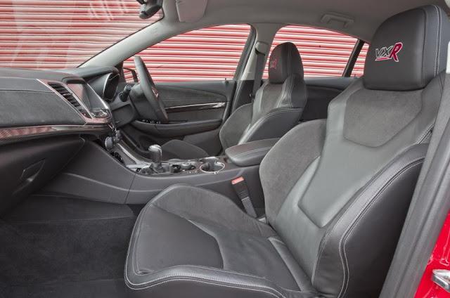 2015 Vauxhall VXR8 GTS