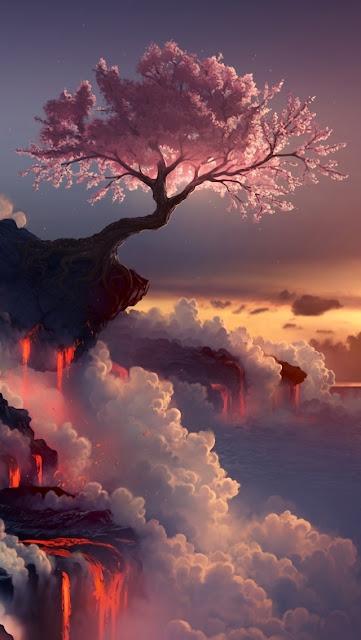 Top 100+ Hình nền điện thoại thiên nhiên đẹp ngỡ ngàng
