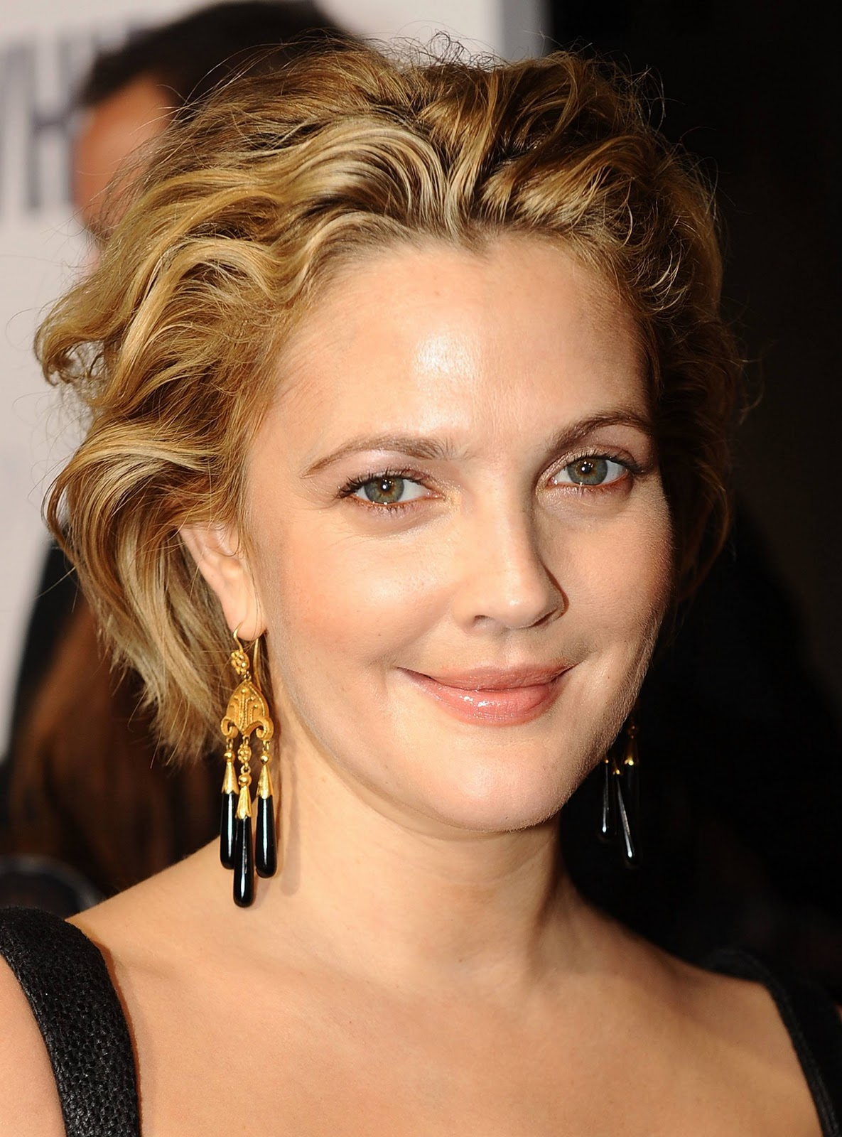 Celebrity Hairstyles Drew Barrymore