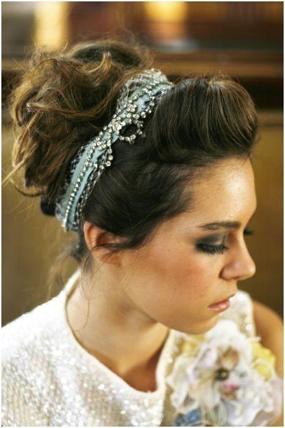 Danielle Podrazil: Headbands Quailman Belt Headband
