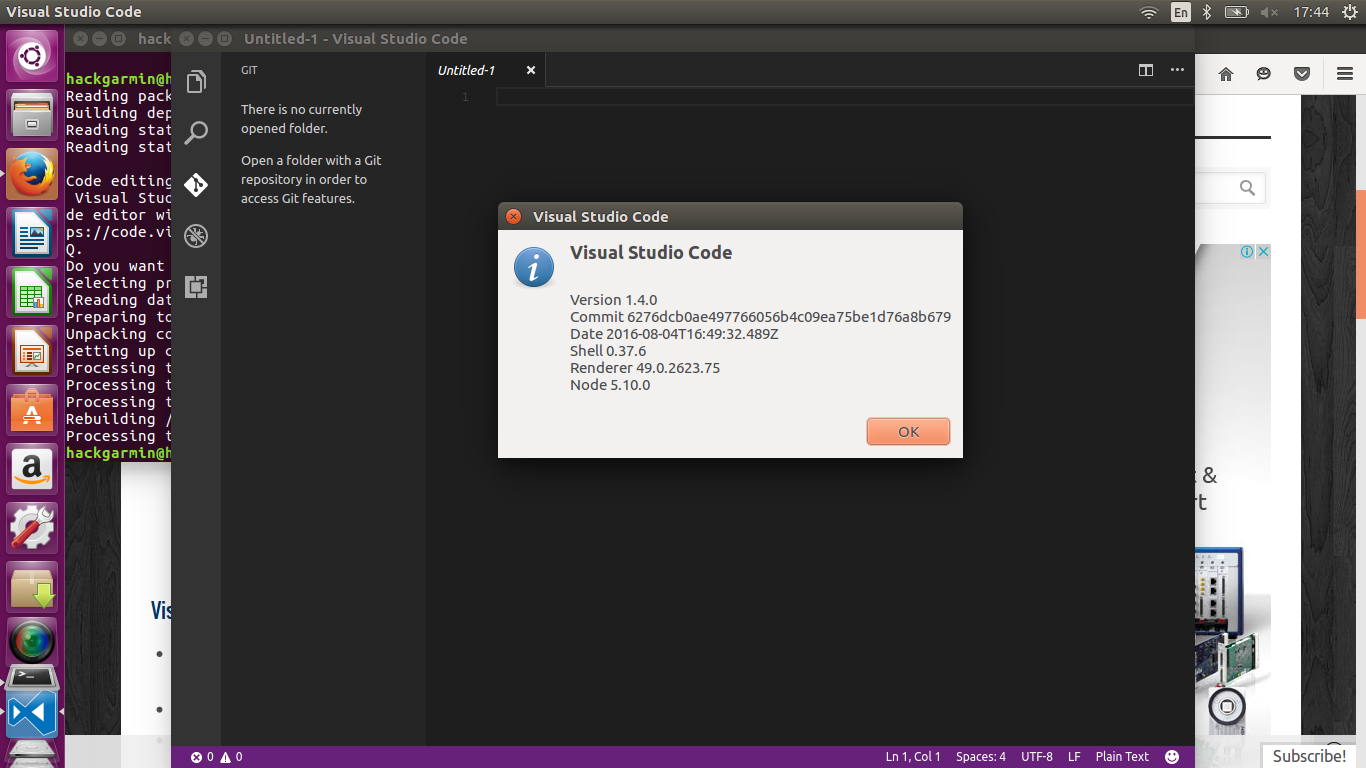 How to install program on Ubuntu: How to Visual Studio Code