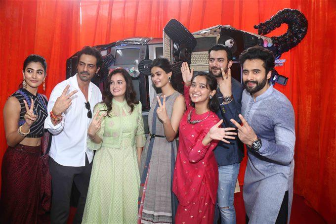 Bollywood Celebrities At Gajyatra Event Stills