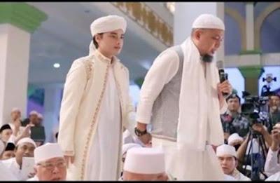 17 Alasan Arifin Ilham mendukung Anaknya menikah di usia belia