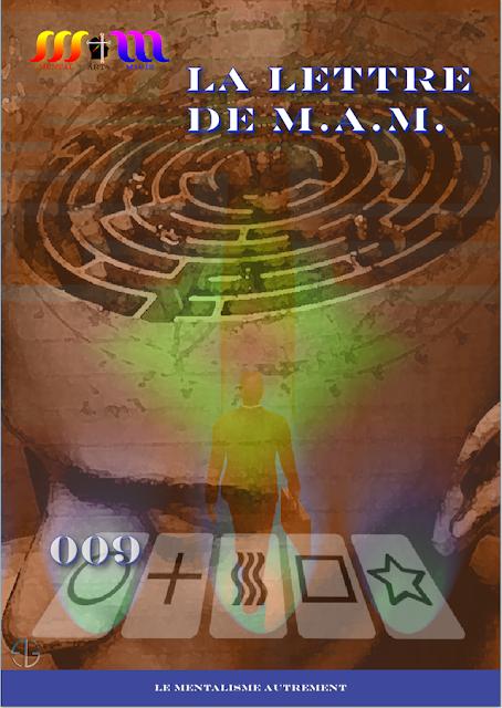 La Lettre de M.A.M. n° 009  -  Janvier / Mars 2015