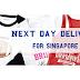 custom print t shirt singapore