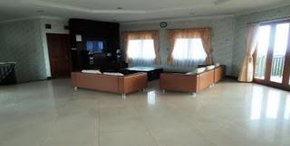Tampilan Lantai 3 villa agape