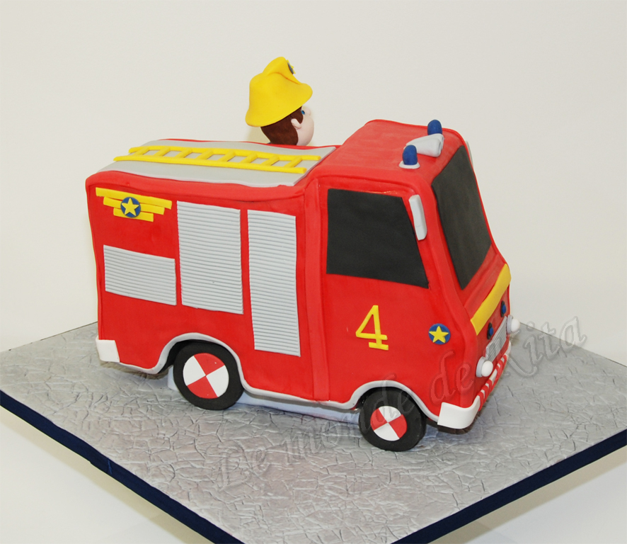 Le monde de kita - Camion pompier sam ...