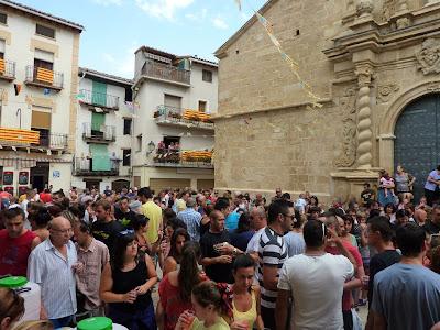 Guañadó concurs pregoné festes majós Beseit