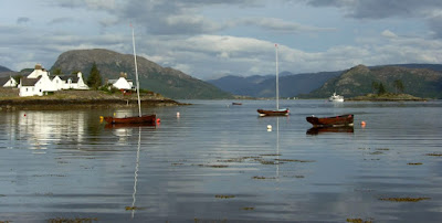 Tour Scotland Self Catering Holiday Cottage Recommendations Plockton