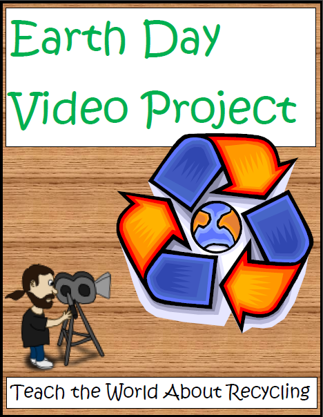 10 Tips to making projects easier for elementary students and lower level students - classroom suggestions from a seasoned teacher at Raki's Rad Resources. earth day video project
