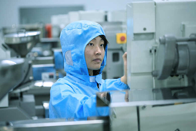 Penelitian China breaks $250 billion mark in R&D investment
